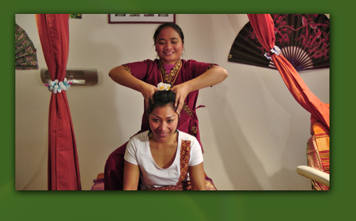 Thai massage hammelburg